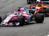 Perez: Racing Point more convincing prospect than McLaren F1 return