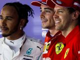 Hamilton bids to deny Ferrari hat-trick