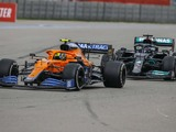 Norris predicts Hamilton will pass him 'in two laps'