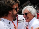 McLaren won't be happier with Renault - Bernie Ecclestone