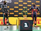Verstappen: Wins nice, but you have to be realistic