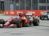 Alonso and Ricciardo top final practice in Singapore