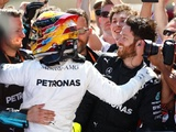 Hamilton enjoying battles more with no team-mate tension