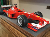 Mouth-watering collection of Schumacher's title winning cars is made available