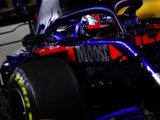 Gasly Oblivious to Running as High as Second During Singapore Grand Prix