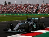 Showers possible for Mexican GP weekend
