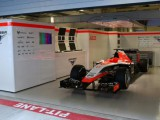 Marussia to field one car in Russia