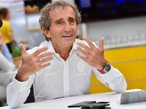 "Prost criticises ""stupid"" bans on petrol/diesel hybrid vehicles"