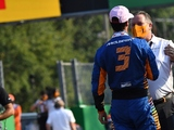 Ricciardo 'maybe getting a car' from Brown after win