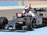 Button: The car isn't quite there yet