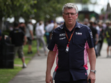 Racing Point Principal Szafnauer Plans to Compete With Top Three in Three Years