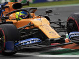 Norris bounces back from late Belgian GP disappointment to score in Monza