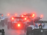 F1 Saturday qualifying in severe doubt as heavy rain halts F3 race