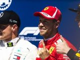 Pole Sitter Vettel Says 'I could have been even faster' in Qualifying