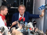 Di Montezemolo steps down from Ferrari role