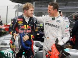 Vettel: Schumacher still best-ever F1 driver despite Hamilton's records