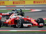 Ferrari leads Mercedes in final practice at Bahrain