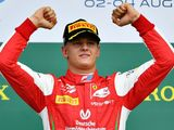 Mick Schumacher claims first F2 win in Hungary