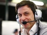 """Toto Wolff: """"On that particular day in Melbourne, Ferrari were better"""""""