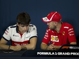 Sauber rookie Charles Leclerc trying not to heed praise from peers