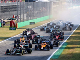 F1 sprint gathers limited fan interest