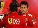 Binotto: Leclerc denied true shot at pole position