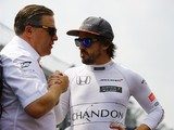 Fernando Alonso looking beyond the 'small world of Formula 1'