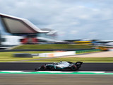 Bottas leads Mercedes 1-2 in FP2 at Silverstone