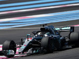 FP1: Mercedes tops first session at Paul Ricard