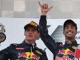 Ricciardo motivated by stopping Verstappen hype 'train'