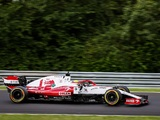 Sauber-backed Pourchaire completes first F1 test with Alfa Romeo