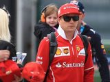 "Kimi Raikkonen: ""It's great to be here with all our Tifosi supporting us"""