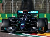 Hamilton tops practice as Formula 1 returns to Imola