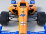 McLaren reveal Alonso's Indy 500 livery