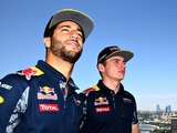 RBR reassured Ricciardo amidst favouritism fears
