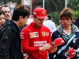 F1 Paddock Notebook - Chinese GP Friday