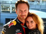 Horner engaged to Halliwell