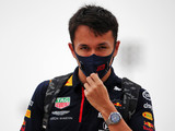 Horner: Albon must put crash 'out of his mind'