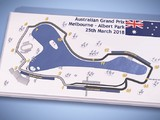 Video guide: Australian Grand Prix's Albert Park F1 circuit