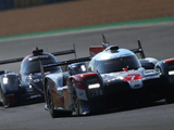 Toyota takes pole, Rebellion takes second place in Hyperpole at Le Mans