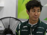 Kobayashi confirmed at Caterham for Abu Dhabi GP