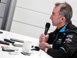 Lowe denies concern over his future at Williams