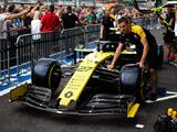 Renault drivers get grid drops with engine upgrade