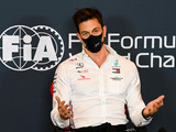Wolff: Nobody better to 'take the baton' yet