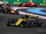 Late issue 'hurts' Sainz after drop to P8 in France