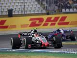 Haas still fighting for fourth despite 'damage limitation' in Germany