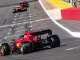 British GP: Sprint team notes - Ferrari