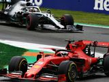 P3: Vettel edges Max, Hamilton sixth