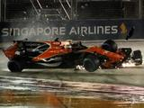 Honda confirms Fernando Alonso's Singapore engine can be re-used