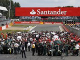 F1 considering success ballast to level playing field